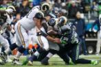 Photos - Seahawks vs Rams December 2013