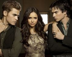 Which Salvatore brother to chose... that is the question