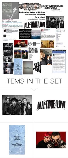 """Favourite Band(s) and Why?- All Time Low, Twenty One Pilots and 5 Seconds Of Summer"" by bookworm2804 ❤ liked on Polyvore featuring art"