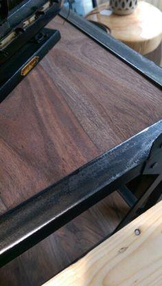 Display unit on Capel street The Unit, Display, Steel, Wood, Kitchen, Floor Space, Cuisine, Billboard, Woodwind Instrument
