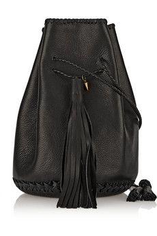 Wendy Nichol Whipstitch Bullet bucket bag | NET-A-PORTER