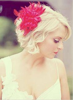 Top 25 Short Wedding Hairstyles | 2013 Short Haircut for Women