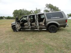 2005 Ford Excursion Six Door
