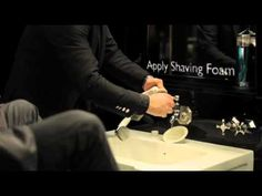 The Wet Shave – The Refinery at Harrods