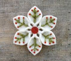Image result for felt snowflake tutorial