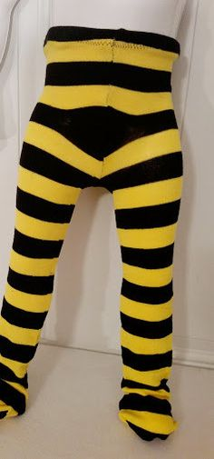 Yellow and Black Toddler Tights, Toddler Striped Tights, Halloween Tights Girls, Halloween Costume Tights, Infant Striped Tights, Kids Tight by StephFleeceDesigns on Etsy