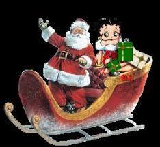 Resultado de imagen de christmas betty boop