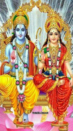 Jay Shri Ram ji Shiva Photos, Krishna Photos, Sri Ram Photos, Sri Ram Image, Jay Shri Ram, Rama Lord, Happy Ram Navami, Dancing Ganesha, Lord Rama Images
