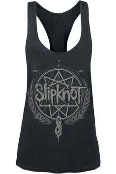Slipknot top mit weitem Armausschnitt EMP 19,99 € Größe M