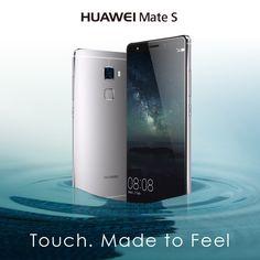 Diamo il benvenuto all'ultimo arrivato nella famiglia #Huawei. Ecco a voi #HuaweiMateS!