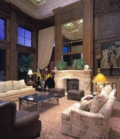 Exquisite French Style Mansion In Colorado Springs, CO | HOTR