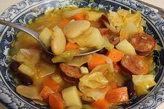 Sopa de Feijao - Bean Soup