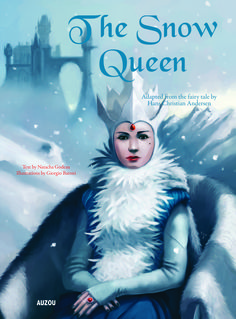 """""""The Snow Queen is a captivatingly beautiful children's picturebook adapting the classic fairytale by Hans Christian Anderson [...] Highly recommended, especially as a memorable bedtime storybook."""" -- Children's Bookwatch"""