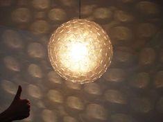 Plastic cup chandelier ||  http://i-cdn.apartmenttherapy.com/uimages/la/atla-021408-diydixiecup.jpg