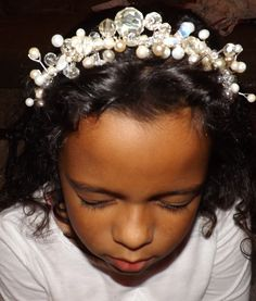Beaded Hairband