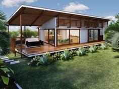 Diseño cabaña