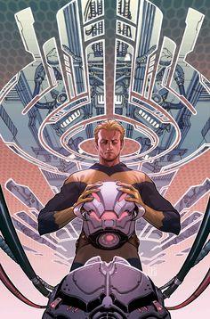 Age of Ultron Hank Pym