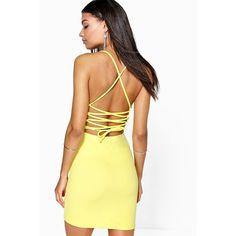 Boutique sarah lace top chiffon maxi dress