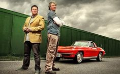 Scarica sfondi schemers, discovery channell, mike brewer, edd china