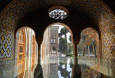 Golestan Palace from Naser Al-Din Shah Qajar's Tomb in Tehran, Iran © Artography | Dreamstime