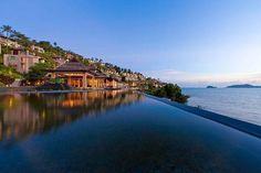 Siray Bay Westin Resort, Phuket Thailand
