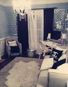 chanel, room, and home image