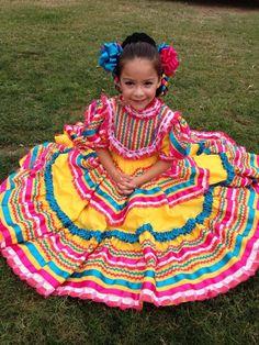 Image result for traditional  dress little girl spanish