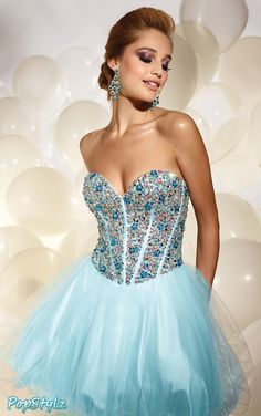 I need you now like I've never needed anyone before.... That is what I sing to this dress. Terani Couture Ballerina Gown
