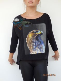 Silky Birds autumn/winter collection - painted by Hardejewicz-Hardy,
