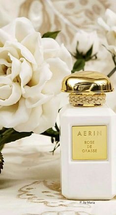 Aerin Lauder ♡ Rose De Grasse. Three of the most precious rose ingredients. Rose Centifolia, opulent rose from fields of the South of France, has been a cornerstone of Renowed for its spectacular, hundred-petal blooms, this rare and precious elixir evokes a modern floral scent that is clean and lush. Considered to be one of the most luxurious ingredients, Rose Otto Bulgarian is extracted from the dark red roses of Bulgaria and Turkey roses that delivers a soft aura with new vitality.