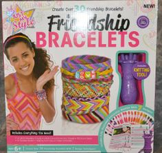 Just My Style Friendship Bracelets with Knitting Tool Just My Style,http://www.amazon.com/dp/B00H2IMBHI/ref=cm_sw_r_pi_dp_14Eitb0JS90967F8