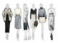 Resultado de imagem para fashion illustration