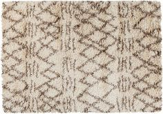 Paloma Shag Rug, Hot Cocoa | Feel the Warmth | One Kings Lane