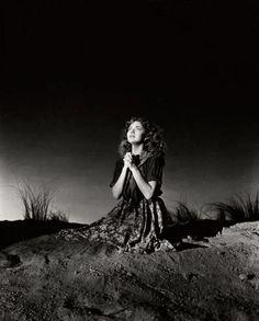"summers-in-hollywood:  ""Jennifer Jones in Duel in the Sun, 1946  """