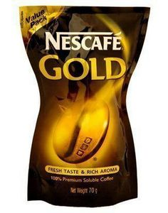 Nescafe Gold Premium Instant Coffee Fresh Taste and Rich Aroma Instance Coffee 70 g. (Pack of 2) ** Want additional info? Click on the image.