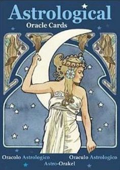 Wisdom of the house of night oracle cards a 50 card deck and astrological oracle cards by lunaea weatherstone fandeluxe Gallery