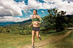 Jenn Shelton - Ultra Marathon, Mountain Dew drinking legend