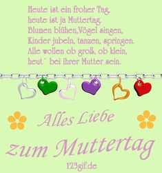 muttertag sprüche kostenlos - This mutterstag spruche tips was distribute at by muttertag Education, Creative, Kids, Petra, Mothers Day Images, Poems For Children, Kids Rhymes, Young Children, Boys