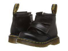 Dr. Martens Kid's Collection - Brooklee BV (Toddler) (Black) Kids Shoes