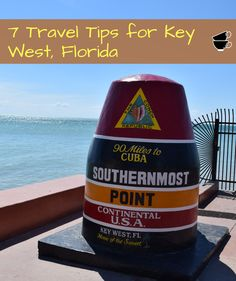 Key West is one of our favorite US destinations! But before you start booking your first (or next) trip there, here are our travel tips and destination recommendations that can save you some money and help you explore the best of Key West! Florida Travel Guide, Florida Vacation, Us Travel, Travel Tips, Florida Activities, Stuff To Do, Things To Do, Key West Florida, Us Destinations