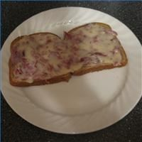 Serving of Cream Chipped Beef Recipe