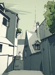 """""""alt_anders_ausstellung_08""""  This has a good amount of potential for a rendering style for this REI competition."""