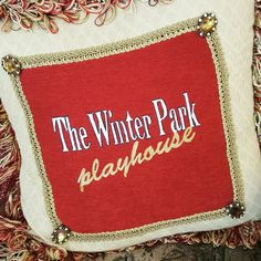 Catch a Local show!  You may be stunned by the quality, the Local talent at the Winter Park Playhouse! #Iluvwinterpark #theater #WinterParkFL #WinterPark # acting