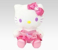 "Hello Kitty 8"" Plush: Ballet"