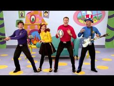"The Wiggles' ""Apples & Bananas"" Trailer Songs The"