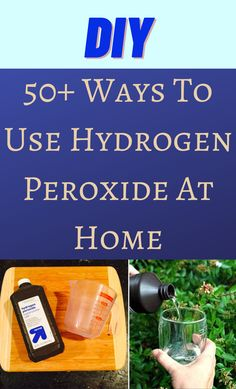 Peroxide Uses, Hydrogen Peroxide, Diy Hacks, Cleaning Hacks, Face Cleaning, Cleaning Solutions, Survival Tips, Survival Skills, Natural Cleaners