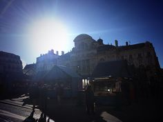 Manque plus que l'hiver ! Point #SoleilsdHiver #Angers via @lpoucan