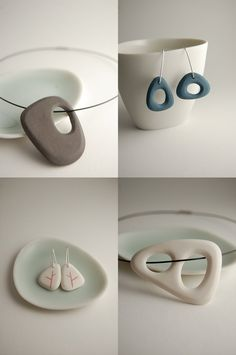 Porcelain Jewelry