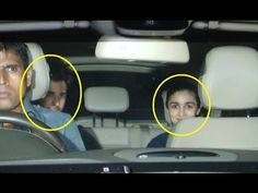 Sidharth Malhotra & Alia Bhatt TOGETHER at screening of PHILLAURI movie.