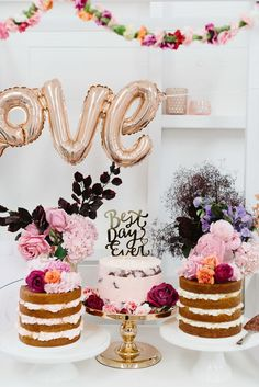 adorable bridal shower idea